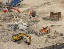 Building Site Stock Image