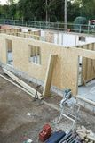 Building site UK royalty free stock photo