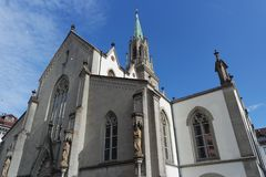 Building, Sky, Landmark, Place Of Worship royalty free stock photos