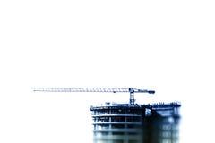 Building a skyscraper Stock Photos