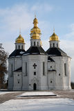 Building of St. Cathering church in Chernihiv, Ukraine Royalty Free Stock Photos