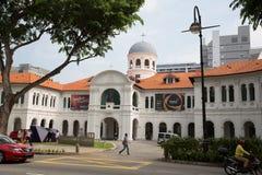 Building St. Joseph's Institution in Singapore Stock Image