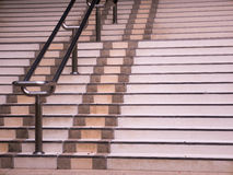 Building stair Royalty Free Stock Photo
