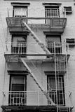 Building stairs, New York, USA Royalty Free Stock Photography