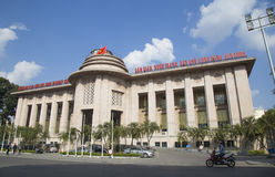 Building of The State Bank of Viet Nam Stock Photo