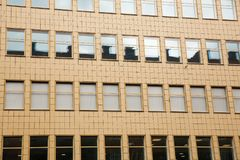 Building in Stockholm. Office building in Stockholm, Sweden Royalty Free Stock Photography