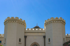 Building of Sydney Conservatorium of Music against blue sky on t Stock Photography