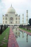 Building Taj Mahal Royalty Free Stock Photo