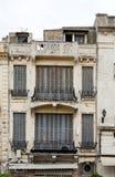 Building in Tangier Morocco Stock Photo