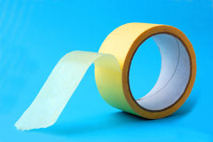 Building tape on roll Stock Images