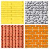 Building_texture Imagen de archivo libre de regalías