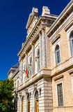 Building of Toledo Provincial Deputation - Spain Royalty Free Stock Photography