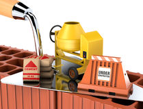 Building tools Royalty Free Stock Photography
