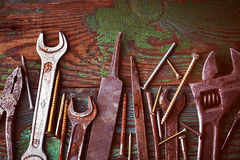 Building tools Royalty Free Stock Photo