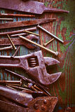 Building tools Stock Image