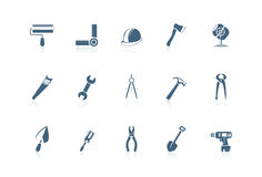 Building tools | piccolo series Royalty Free Stock Images