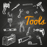Building tools Royalty Free Stock Images