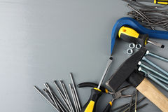 Building tools Royalty Free Stock Photos