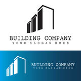 Building tower logo. This is building tower logo  symbol Stock Photos