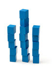 Building towers Stock Image