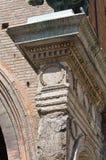 Building Town Hall. Ferrara. Emilia-Romagna. Italy. Stock Images
