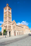 Building of train station, Toledo, Spain Stock Photo