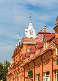 Building at the Trinity Lavra of St. Sergius Royalty Free Stock Photos