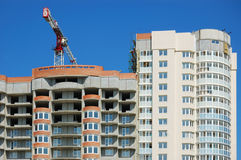 Free Building Under Construction Royalty Free Stock Photos - 15057948