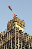 Building under construction. In china Stock Photography