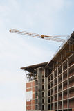 Building under construction. Stock Images