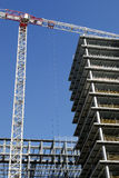 Building under construction. Stock Photography