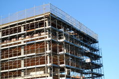 Free Building Under Construction Royalty Free Stock Photo - 23019325