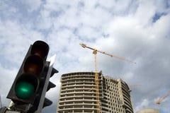 Building under construction Stock Photo