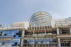 Free Building Under Construction Royalty Free Stock Photo - 31036135
