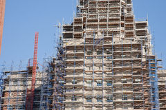 Free Building Under Construction Stock Images - 42537444