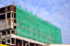 Building under construction Stock Photo