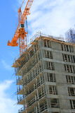 Building Under Construction Royalty Free Stock Image