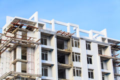 A building under construction Royalty Free Stock Image