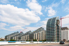 Building under construction. In London, UK Stock Images