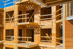 Building under construction Stock Photography
