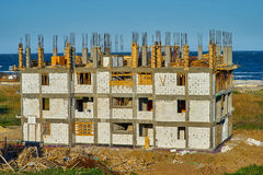 Building Under Construction Royalty Free Stock Photo