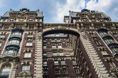 Building in Upper West Side in New York Stock Photo