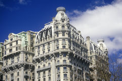 Building on Upper Westside, New York City, NY Stock Images