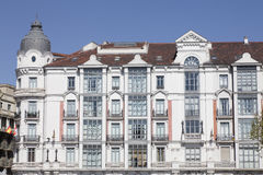 Building in Valladolid Stock Images