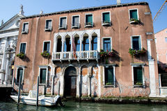 Building in Venice Royalty Free Stock Photography
