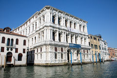 Building in Venice Royalty Free Stock Photos