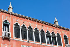Building in Venice, Italy Royalty Free Stock Images