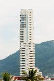 Building view mountain Stock Photo