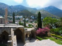 Girne. Cyprus Royalty Free Stock Images
