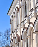 Building in Voskresensky Novodevichy Convent. Stock Image